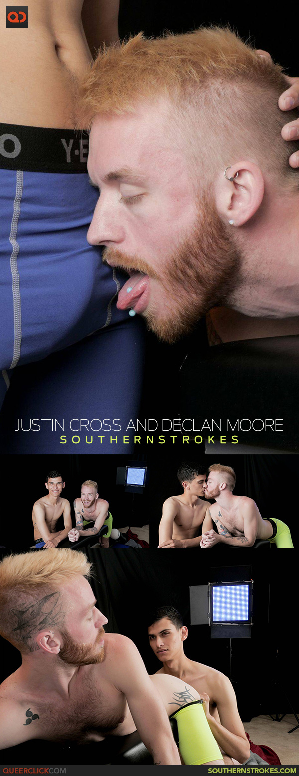 Southern Strokes: Justin Cross and Declan Moore