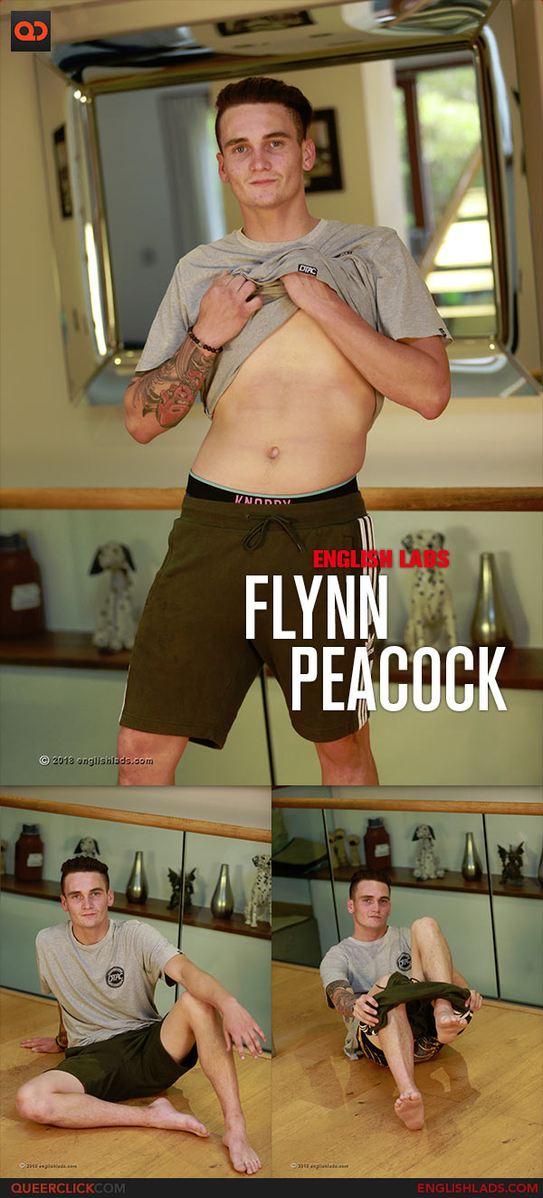 English Lads: Flynn Peacock