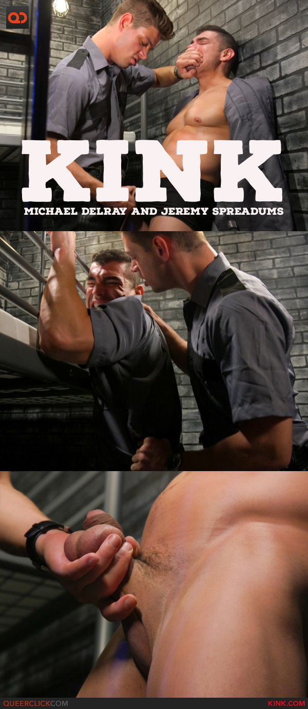 Kink:  BOUND PRISON Part 3: Paying The Piper - Michael DelRay and Jeremy Spreadums