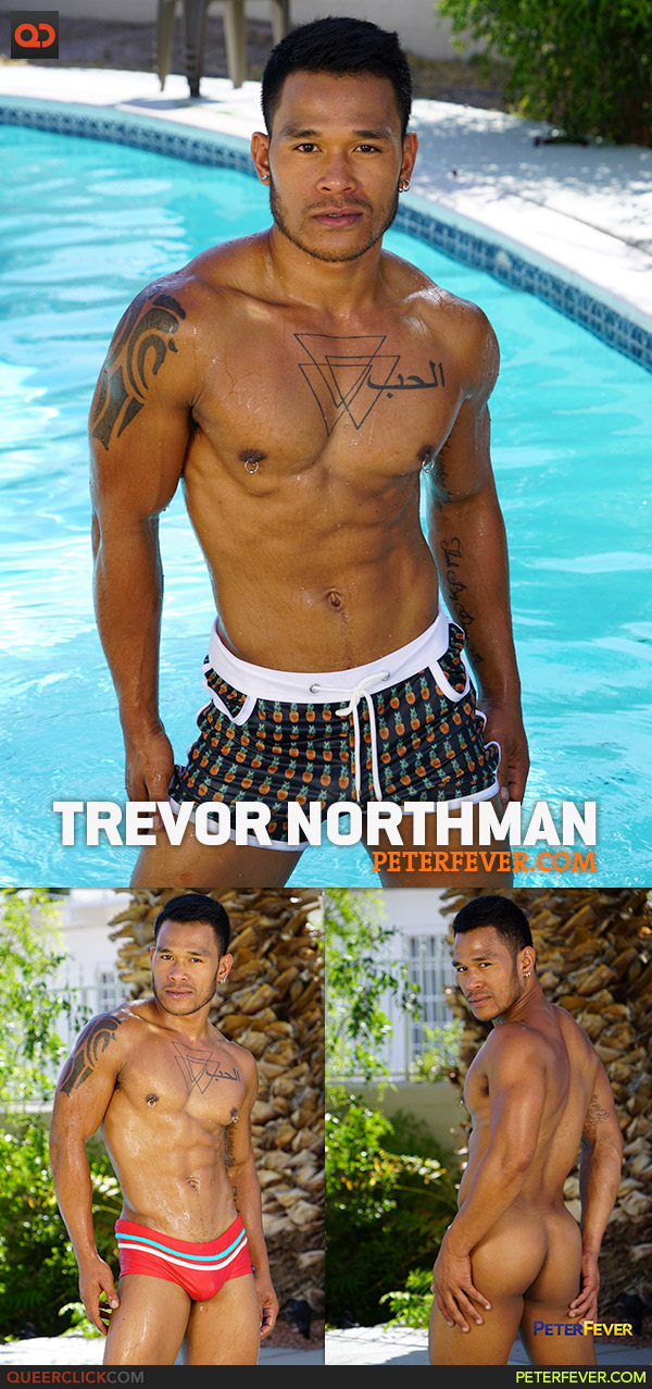 Peter Fever: Trevor Northman