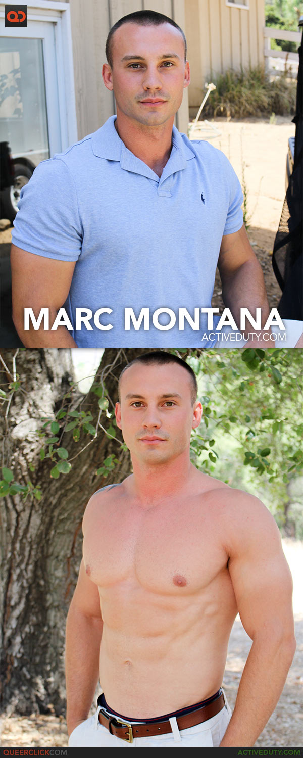 Active Duty: Marc Montana