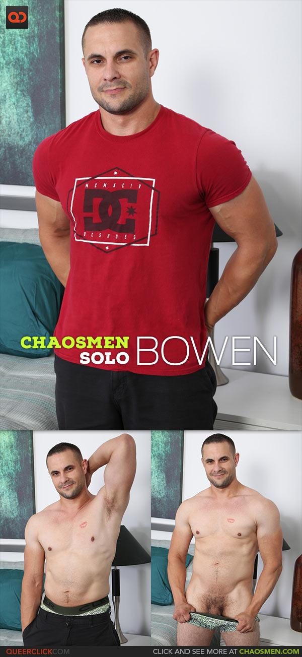 ChaosMen: Bowen