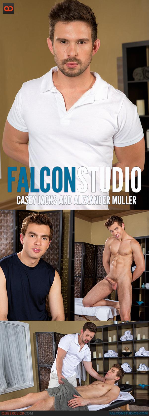 Falcon Studios: Casey Jacks and Alexander Muller