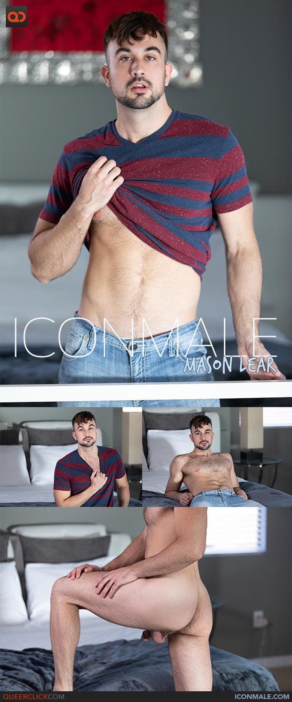 IconMale: Mason Lear