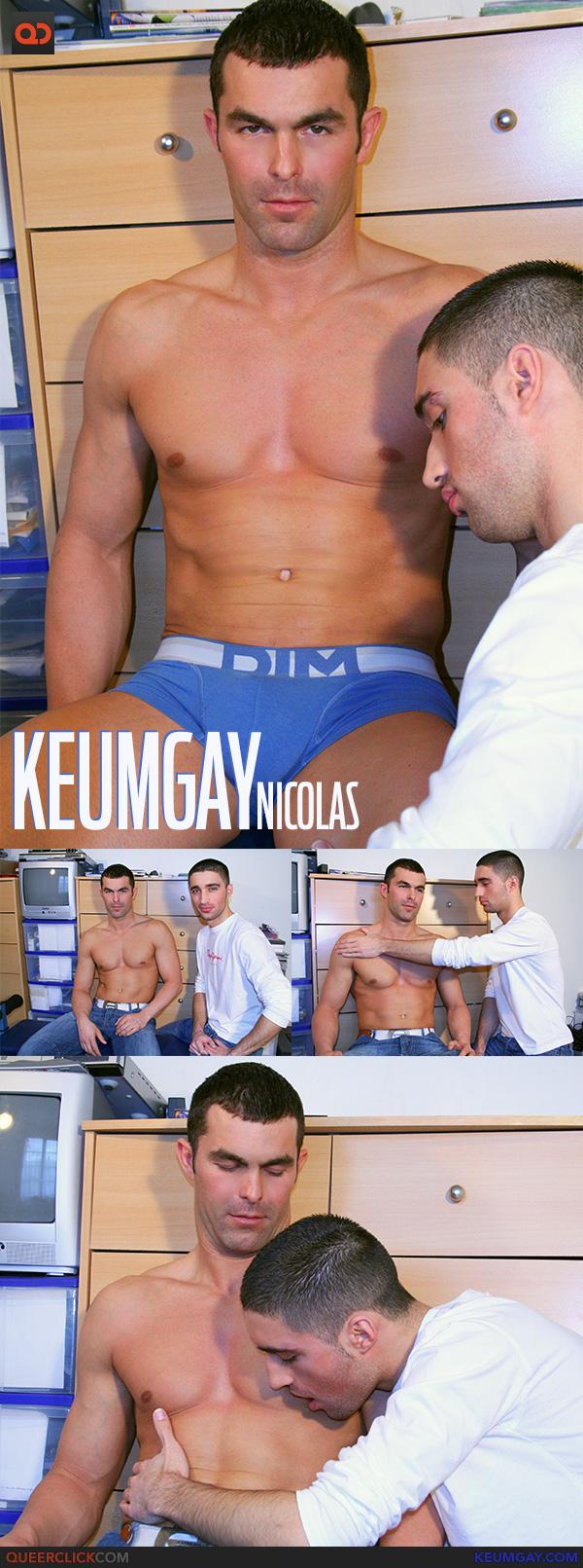 KeumGay: Nicolas