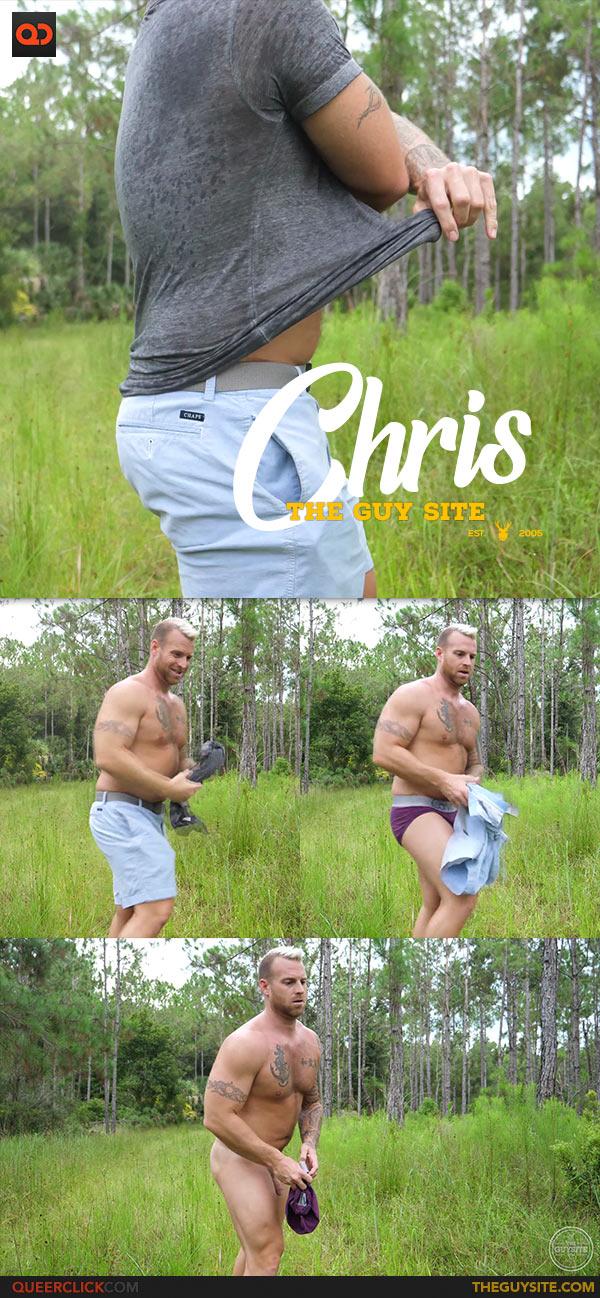 The Guy Site: Chris - Gotta Pee