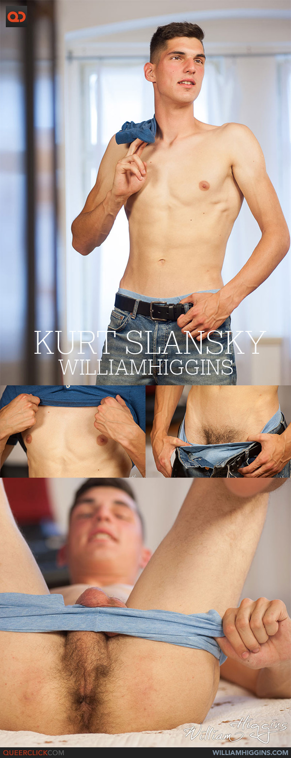 William Higgins:  Kurt Slansky