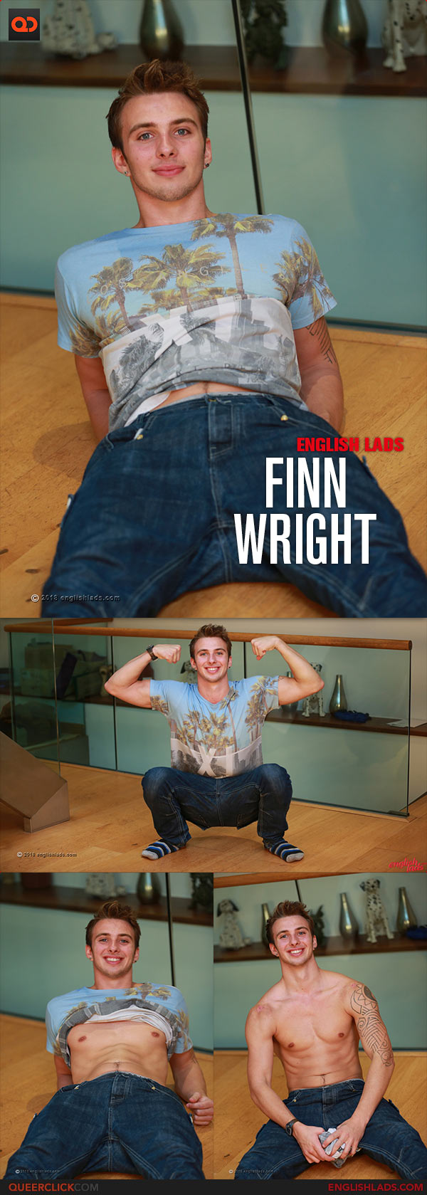 English Lads: Finn Wright
