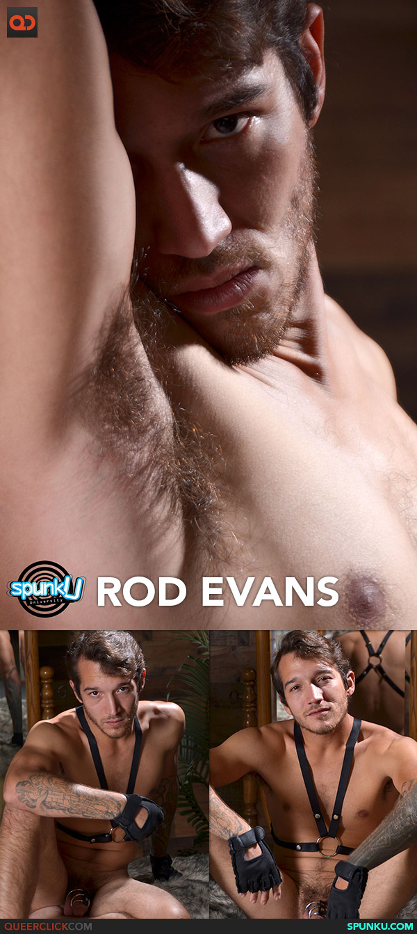 SpunkU: Rod Evans
