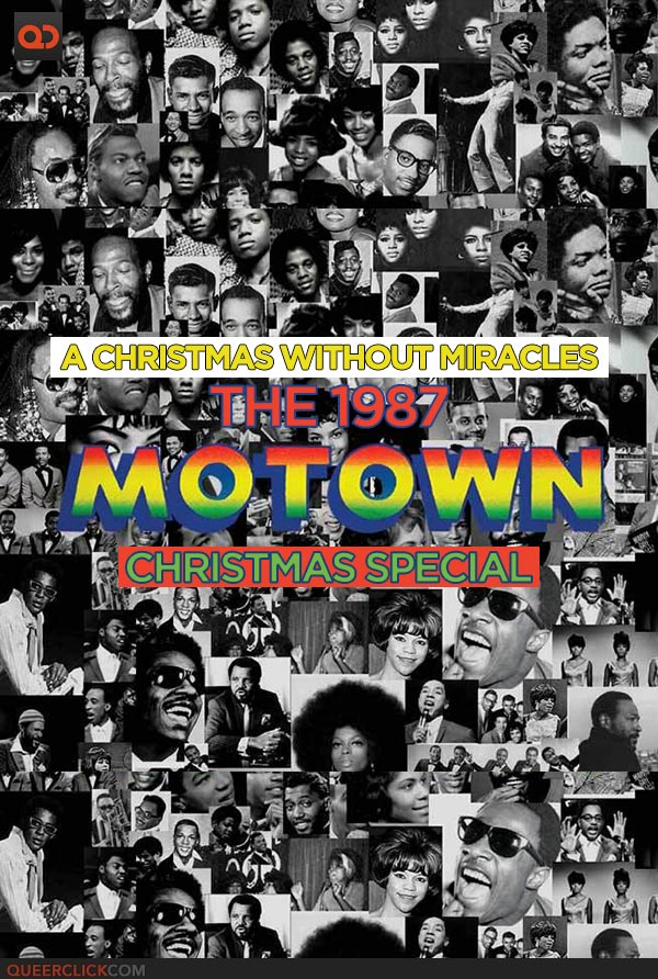 """A Christmas Without Miracles: The 1987 """"Motown"""" Christmas Special"""
