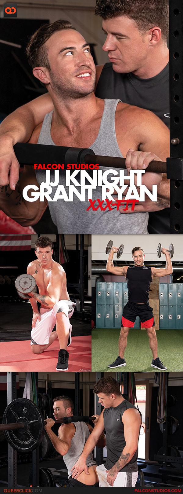Falcon Studios: JJ Knight Fucks Grant Ryan - XXX-Fit