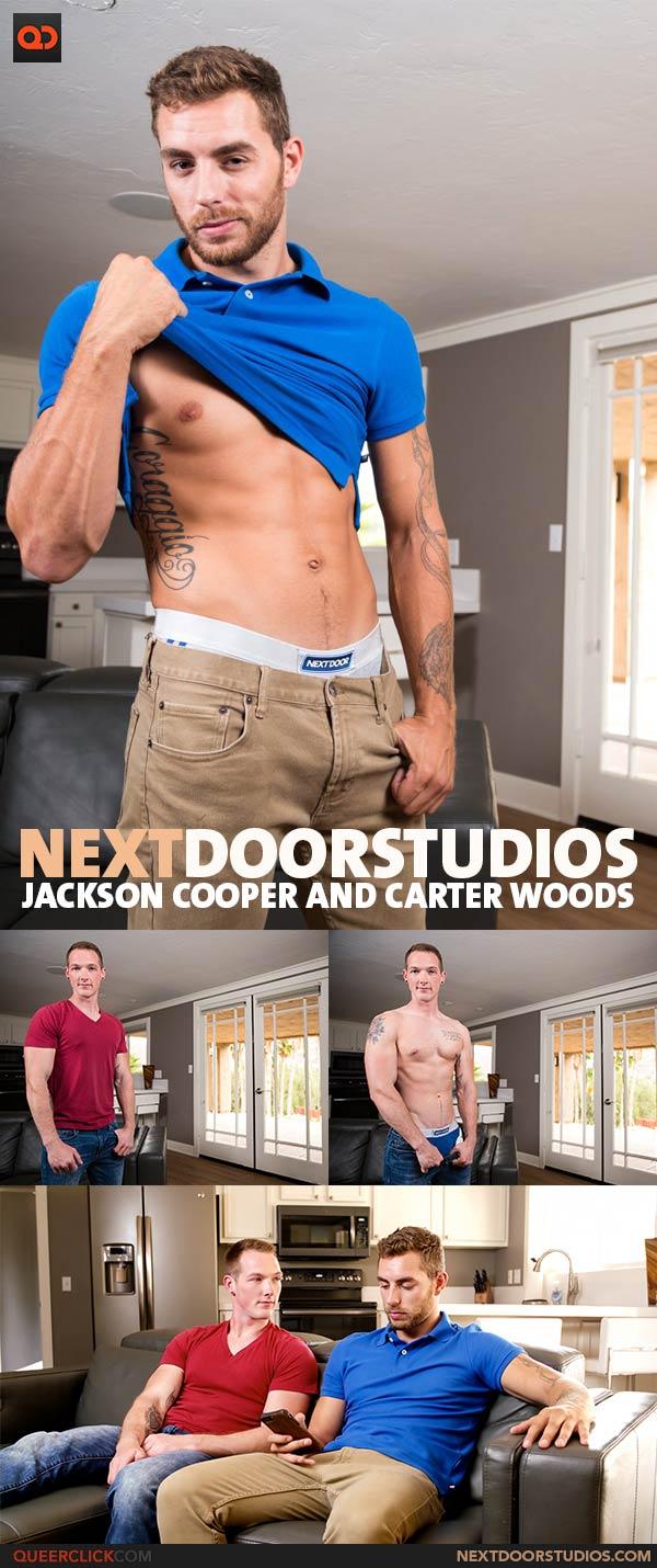 Next Door Studios:  Jackson Cooper and Carter Woods