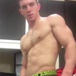 Hunky Boy Does A Private Cam Show For You To Enjoy!