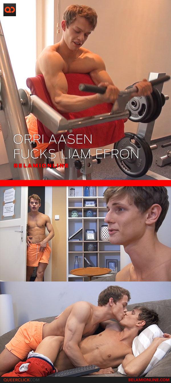 Bel Ami Online: Orri Aasen Fucks Liam Efron - Bareback