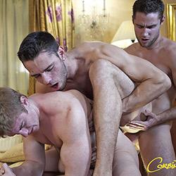 Corbin Fisher: Harper, Trey And Kent