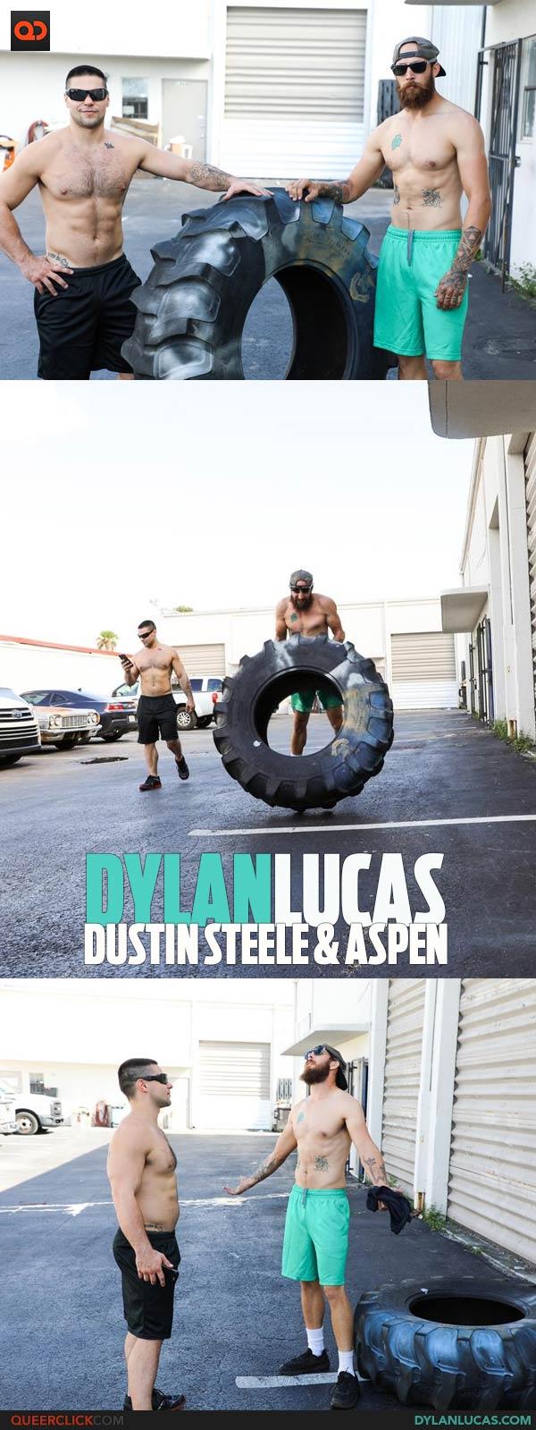 Dylan Lucas: Dustin Steele & Aspen