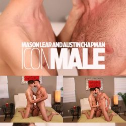 IconMale: Mason Lear and Austin Chapman