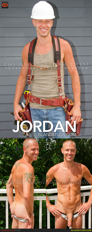 Island Studs: Jordan