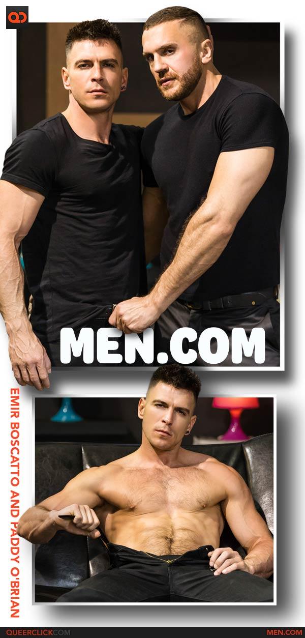 Men.com:  Emir Boscatto and Paddy O'Brian