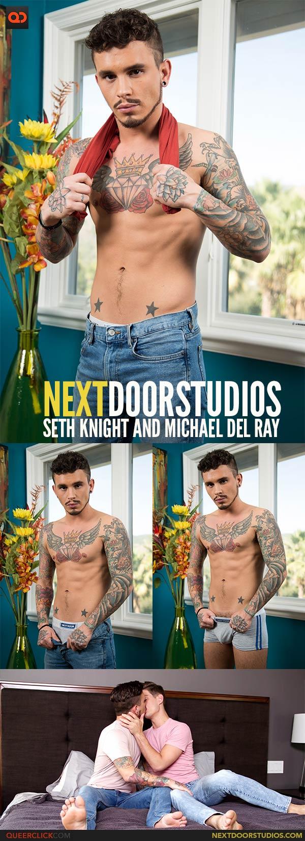 Next Door Studios: Seth Knight and Michael Del Ray