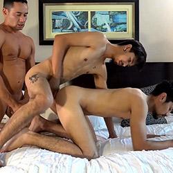 SpunkU: Diego, Rave And Gabe