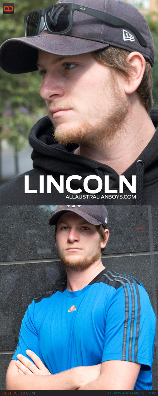 All Australian Boys: Lincoln (5)