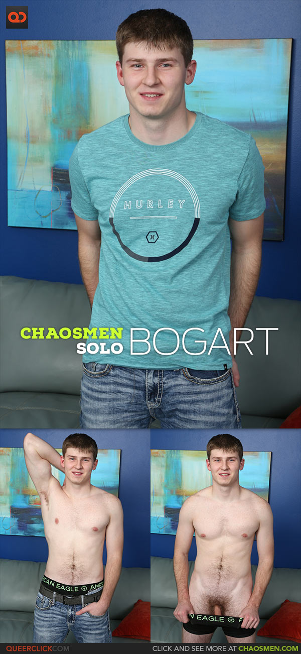 ChaosMen: Bogart