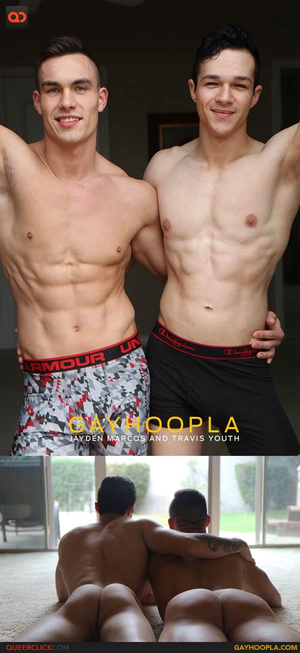GayHoopla: Jayden Marcos and Travis Youth