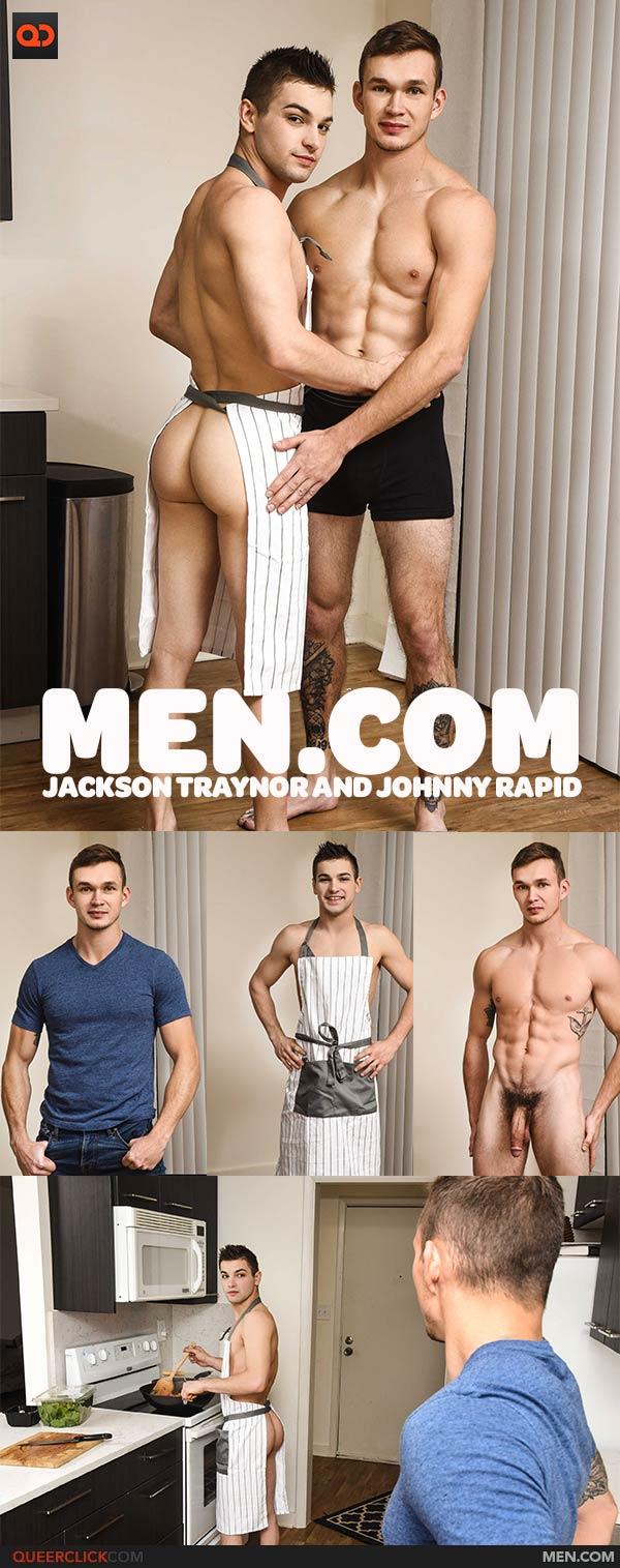 Men.com:  Jackson Traynor and Johnny Rapid