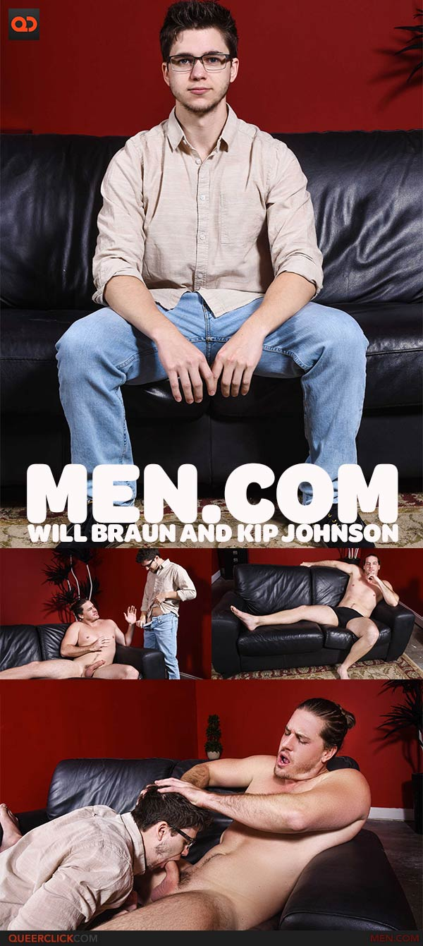 Men.com: Will Braun and Kip Johnson