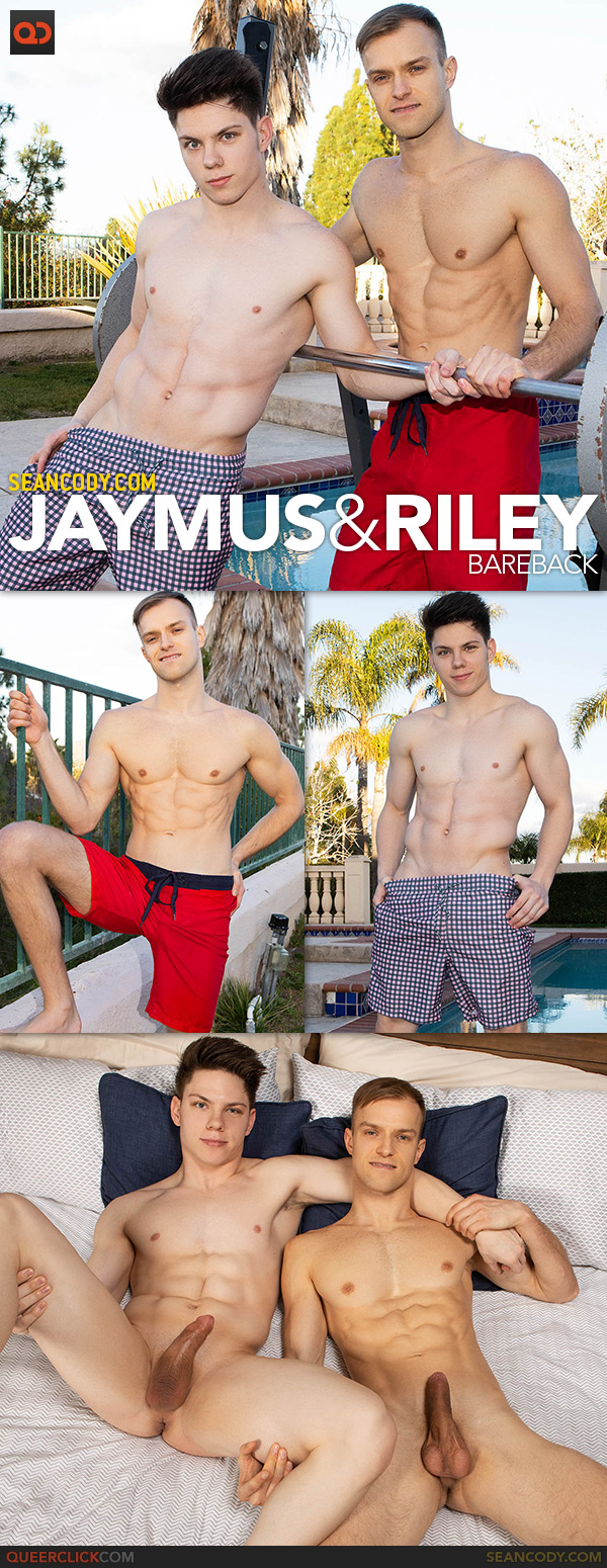 Sean Cody: Jaymus And Riley