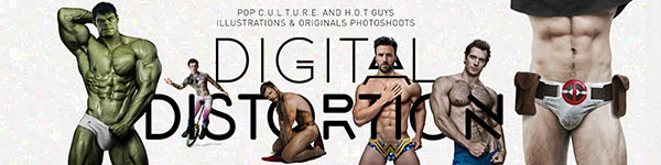Digital-Distortion-Banner