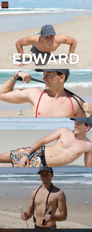 All Australian Boys: Edward (2)