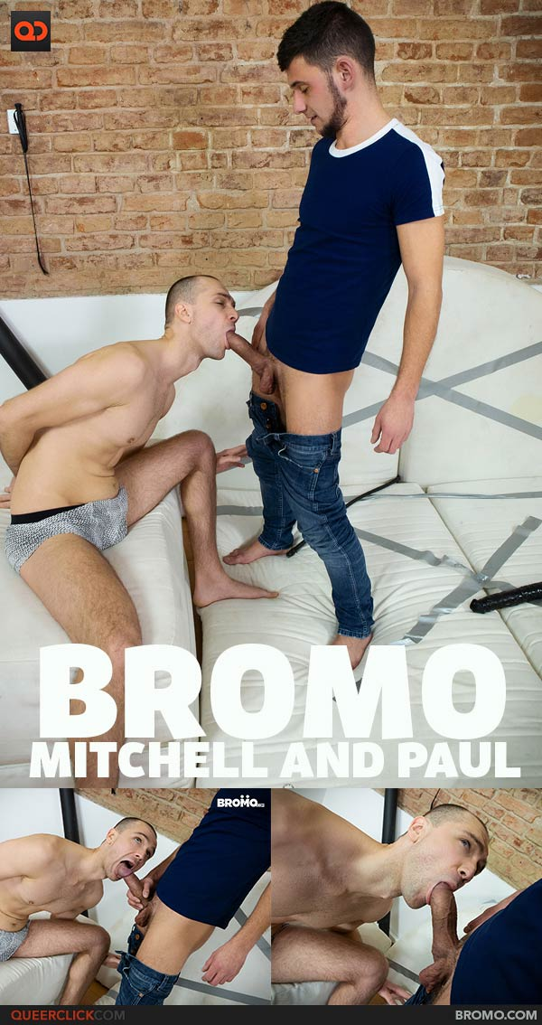 Bromo: Mitchell and Paul