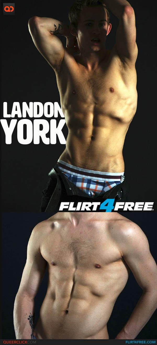Flirt4Free: Landon York