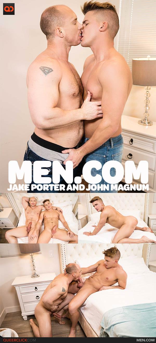 Men.com:  Jake Porter and John Magnum
