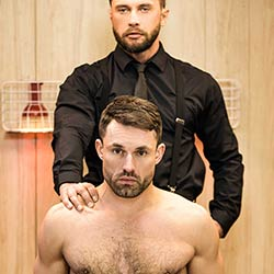 Men.com:  James Castle and Tyler Berg