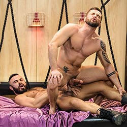 Men.com: Jessy Ares and Tyler Berg