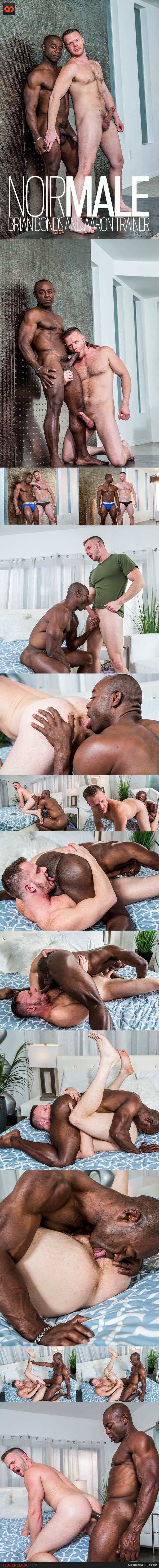 Noir Male: Brian Bonds and Aaron Trainer