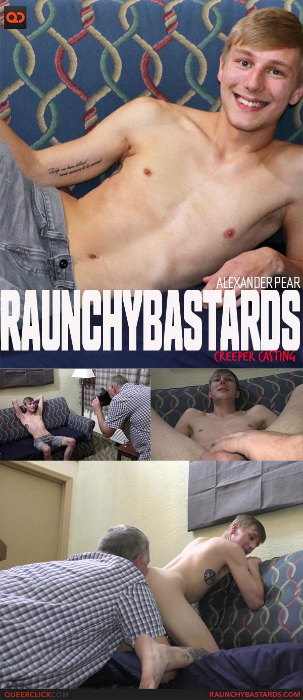 Raunchy Bastards: Anthony Pear