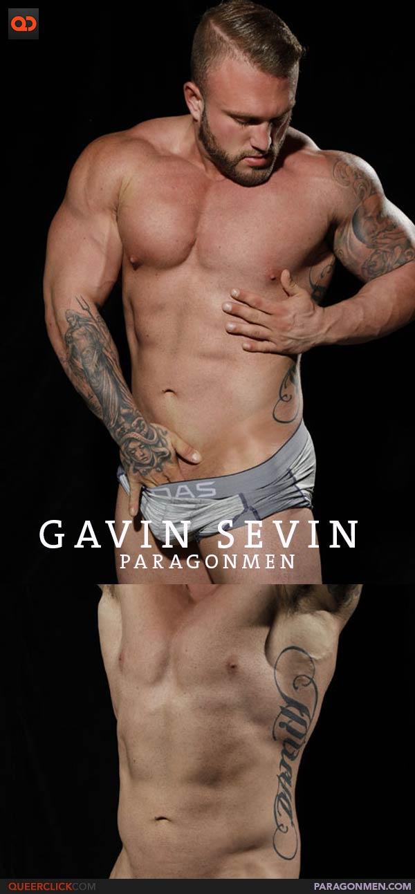 Paragon Men: Gavin Sevin