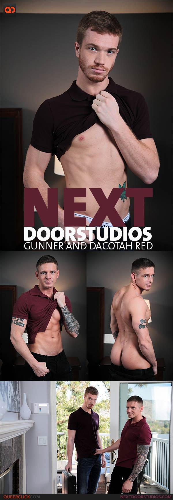 Next Door Studios:  Gunner and Dacotah Red