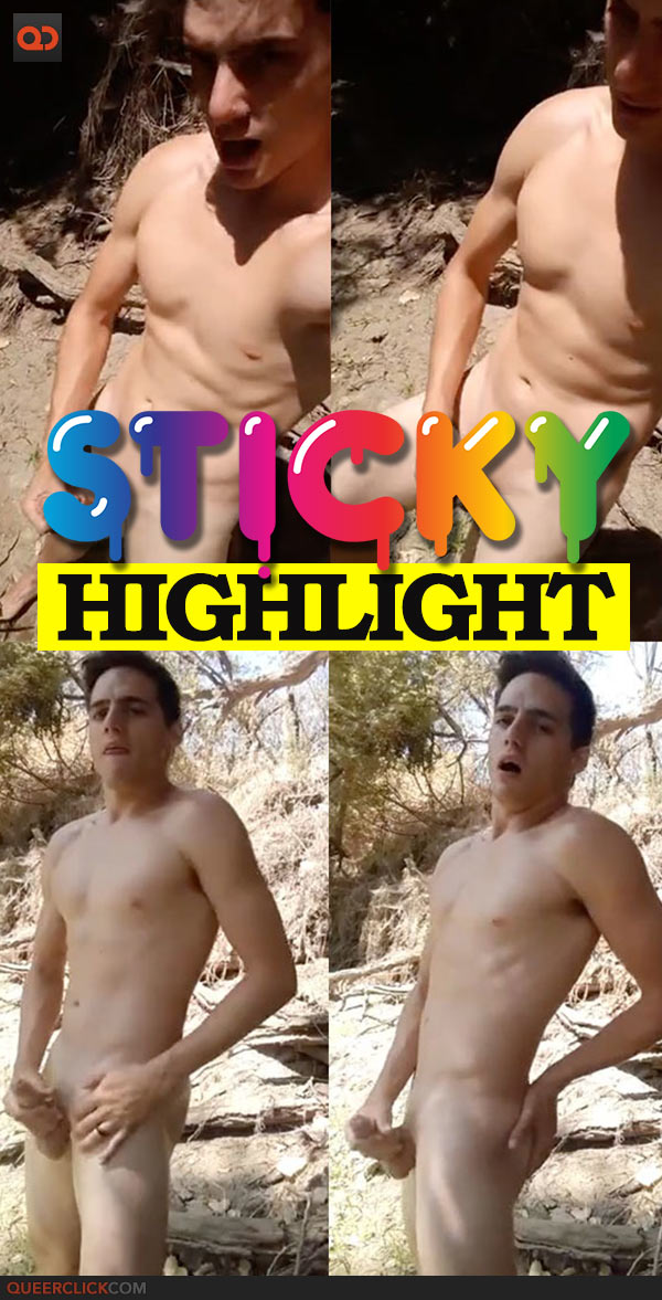 STICKY HIGHLIGHT: Busting That Nut By The River