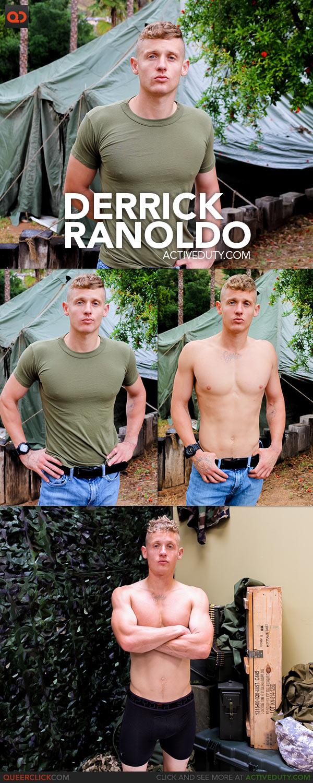 Active Duty: Derrick Ranoldo
