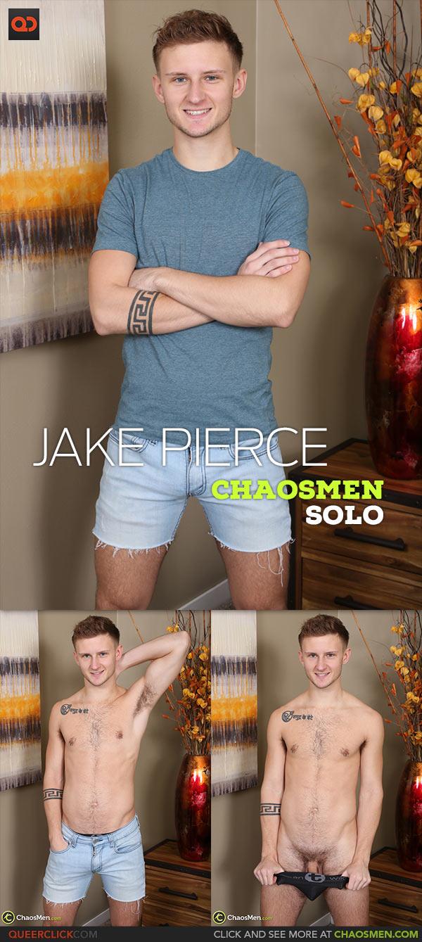 ChaosMen: Jake Pierce