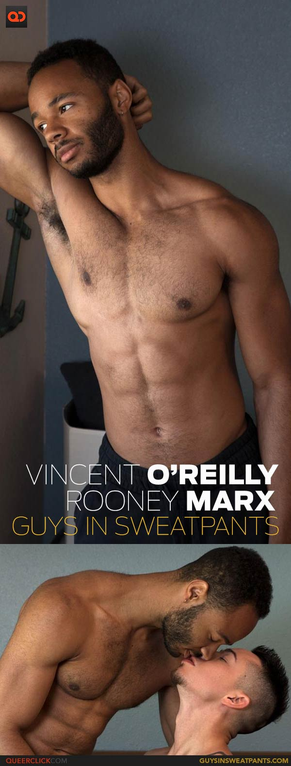 Guys in Sweatpants: Rooney Marx and Vincent O'Reilly - Use my Hole!