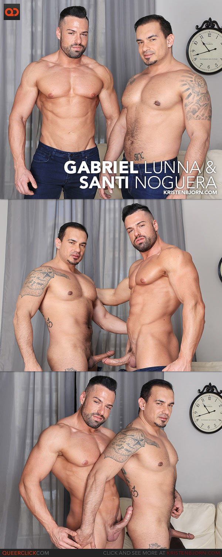 Kristen Bjorn: Gabriel Lunna and Santi Noguera