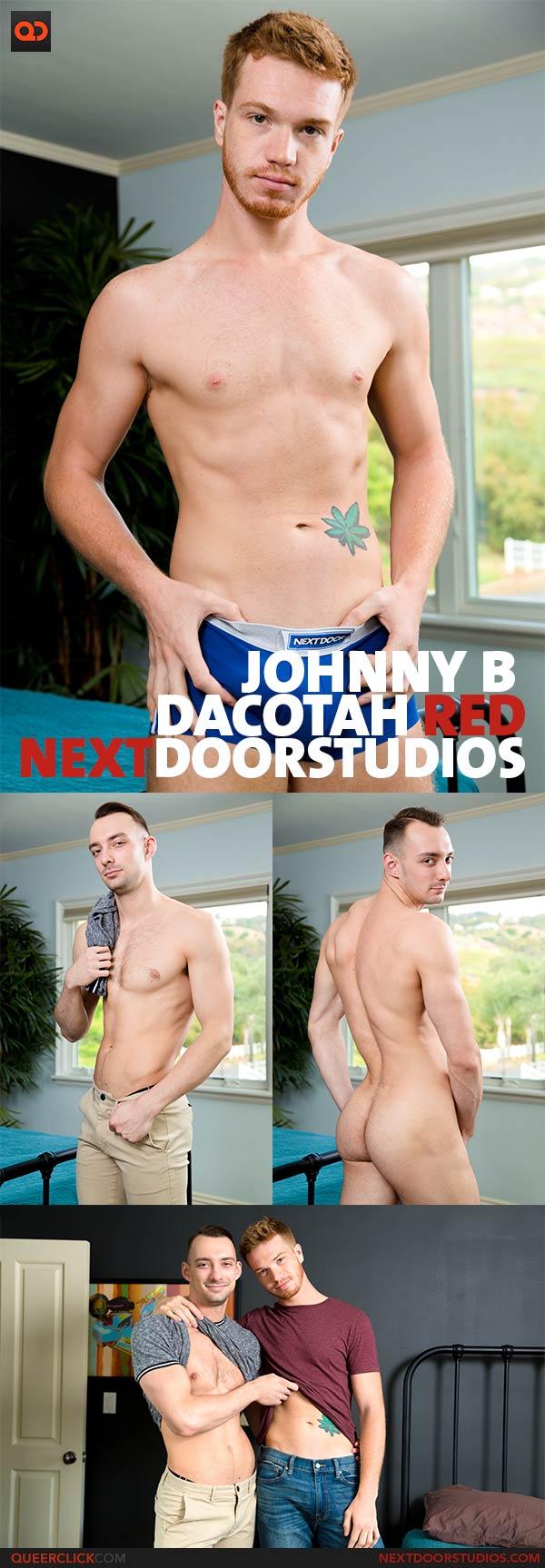 Next Door Studios:  Johnny B and Dacotah Red