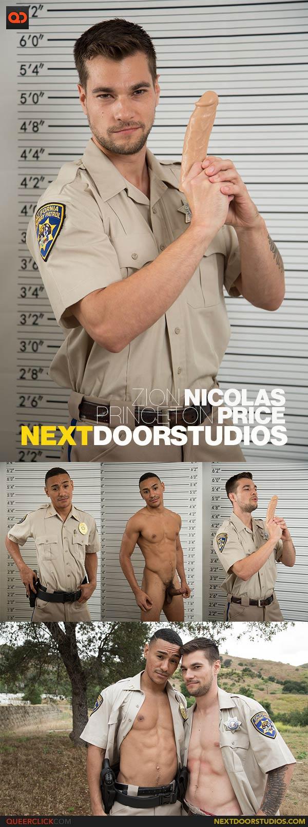 Next Door Studios:  Princeton Price and Zion Nicholas