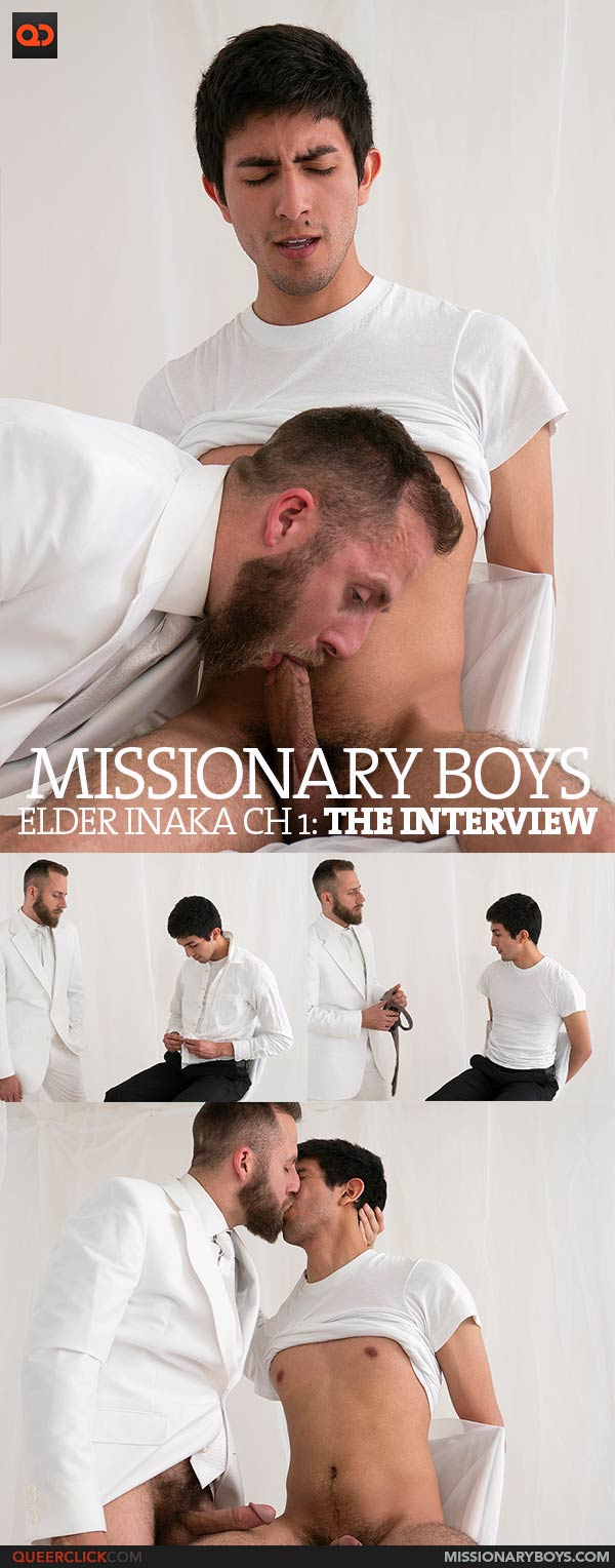 Missionary Boys: Elder Inaka Ch 1: The Interview